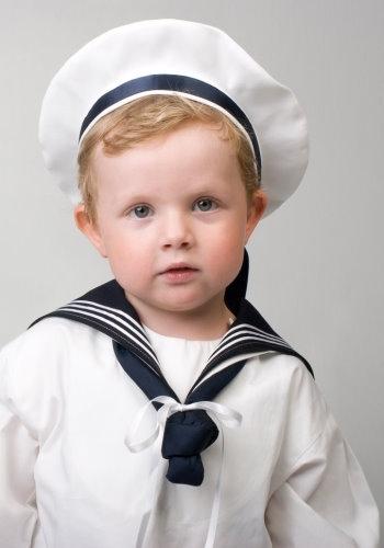 Matrosenm tze die hamburger kinderstube kindermode - Taufmode junge ...